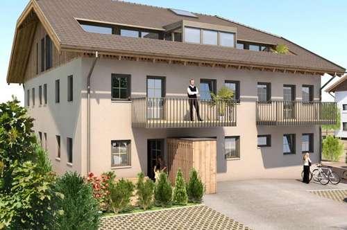 Neubau - 4 Zimmerterrassenwohnung in Alt-Liefering
