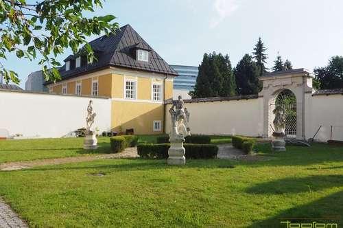 Geschichtsträchtiges Büro- und Wohnhaus in Maxglan-Aiglhof