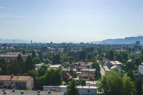 Penthouse mit Blick über Klagenfurt!