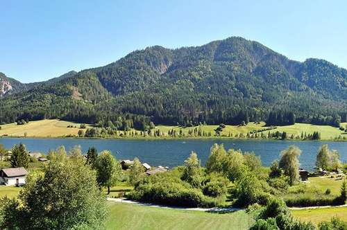 Traumhaftes Penthouse am Weissensee