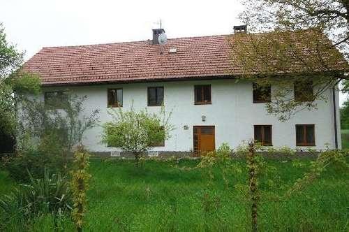 Haus mit Garten am Stadtrand von Wels