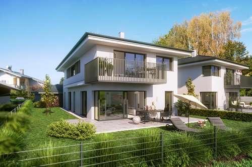 DIREKT VOM BAUTRÄGER! - Einfamilienhäuser mit traumhaften Blick in Salzburg Süd