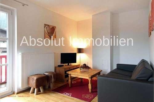 Schöne Maisonette-Wohnung in guter, zentraler Lage in Kaprun! Sehr gute Vermietung! 81 m² Wfl, 3 SZ