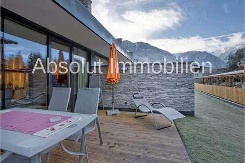 Top-Investment! Luxuriöse Wohnung ca. 90 m², 3 SZ, gr. Terrasse, neben der Talstation in Neukirchen!