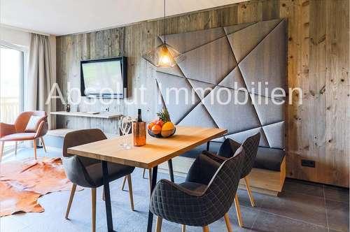 Luxus Studio Appartements in Top-Lage von Saalbach-Hinterglemm! Touristische Vemietung! Gute Rendite