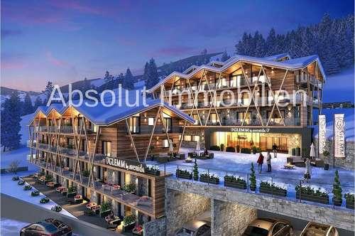 Luxus Appartements mit Pool! Top-Lage von Saalbach-Hinterglemm, touristische Vemietung! Gute Rendite