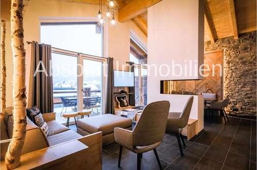 Luxus Penthäuser mit Pool! Top-Lage von Saalbach-Hinterglemm, touristische Vemietung! Gute Rendite