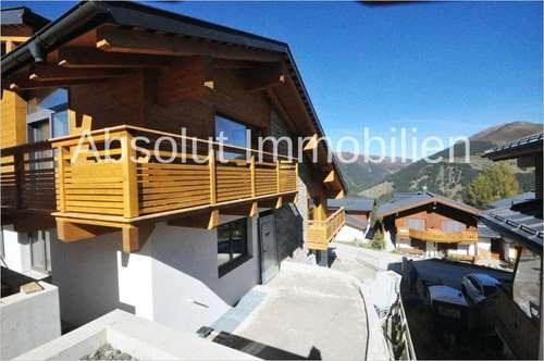 SKI IN SKI OUT! 4-Zimmer-Wohnung in Neubau im ländlichen Stil, inmitten der Zillertal-Arena!