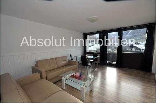Wohnung im ausgewiesenen Zweitwohnsitz in Kaprun! Gepflegter Zustand! Ca. 51 m² Wfl., 1 SZ, Balkon