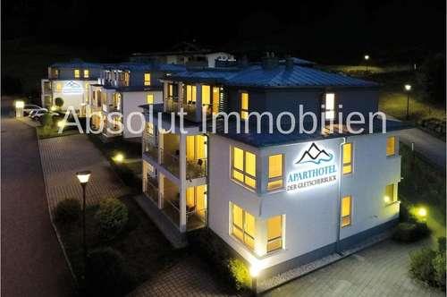 Schöne Appartements - 1 oder 2 SZ - in zentraler & sonniger Lage von Kaprun. Touristische Vermietung