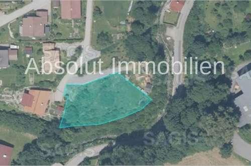 Voll aufgeschlossenes Baugrundstück mit 1.334 m² Grundfläche in der Gemeinde Bruck/Glocknerstraße.