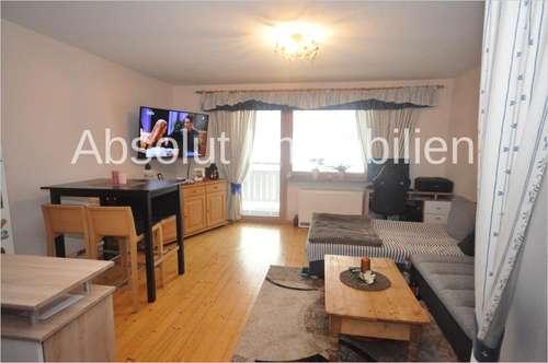 ZWEITWOHNSITZ-STATUS! Sonnige 2-Zimmer-Wohnung in Fürth/Kaprun, mit freiem Blick a. d. Kitzsteinhorn