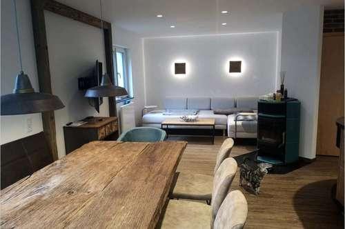 Gepfl. Liegenschaft mit Mehrfamilienhaus (ca. 150 m² Wnfl), Nebenhaus (ca. 80 m² Wnfl) Grund 4970 m²