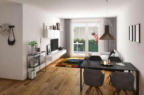 Wohnpark Spielberg - Eigentumswohnung mit ca 101,44 m² Garten