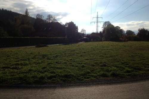 sonniges Grundstück in Großlobming