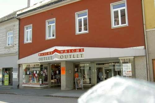 """""""REDUZIERT"""" Wohn- und Geschäftshaus in Judenburg"""