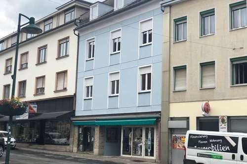 ERSTBEZUG nach SANIERUNG: sonnige Wohnung in ruhiger Innenstadtlage inkl. Balkon