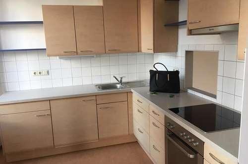 Mietwohnung inmitten von Judenburg - möblierte Küche