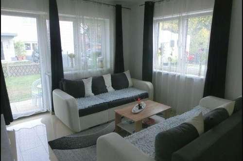 Liebenau, herzige sanierte 2 Zimmer + Küche Gartenwohnung mit PP