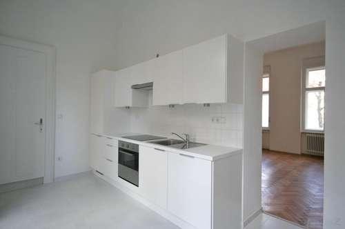 elegante großzügige 3-Zimmer-Altbauwohnung Murradweg-Hasnerplatznähe