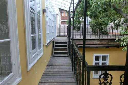Innenstadt, ERSTBEZUG nach Komplettsanierung, 3,5 ZI mit 35 m2 großer Terrasse