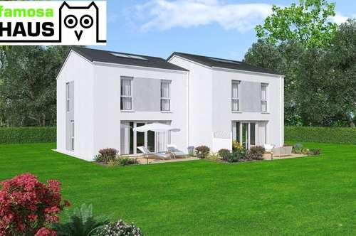 Vollunterkellertes Ziegelmassivhaus mit Gartenoase und 2 Parkplätzen (Eigengrund). Provisionsfrei!