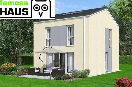 Niedrigenergie - Einfamilienhaus mit Vollunterkellerung und Gartenoase (Eigengrund). Provisionsfrei!