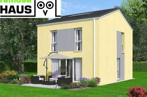 Vollunterkellertes Einzelhaus mit Terrasse, Eigengarten und PKW-Abstellplatz. Provisionsfrei!