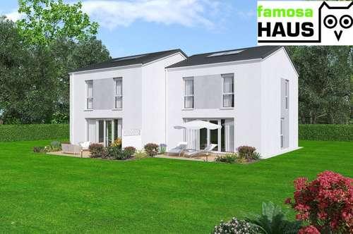 Gekuppeltes Einfamilienhaus mit Vollunterkellerung und Sonnengarten samt 2 Parkplätzen. Provisionsfrei!
