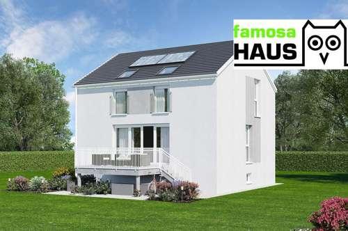 Sonniges Einzelhaus mit Keller, Terrasse, Garten und 2 Parkplätzen. Wohnbaugefördert und provisionsfrei!