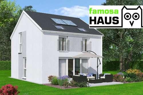 Sonniges Einfamilienhaus, vollunterkellert mit Terrasse und Gartenoase (Eigengrund) samt 2 Parkplätzen. Provisionsfrei!