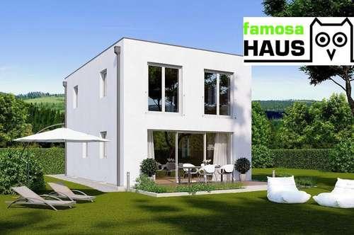Ziegelmassives Einfamilienhaus mit Vollunterkellerung, Sonnengarten und PKW-Abstellplatz (Eigengrund). Provisionsfrei!