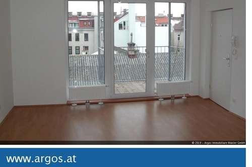 Balkon-Neubauwohnung!