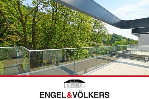 Erstbezug: Exklusiver Terrassentraum am Cobenzl