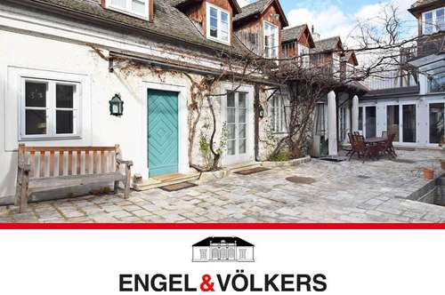 Historisches Winzerhaus modern interpretiert