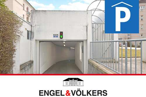 PKW-Tiefgaragen-Stellplätze zu mieten