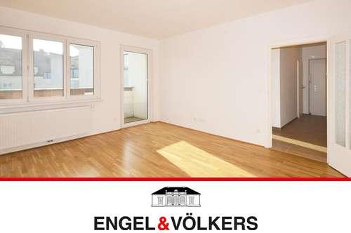 WG-geeignet: Helle Loggia Wohnung Nähe FH-IMC Krems