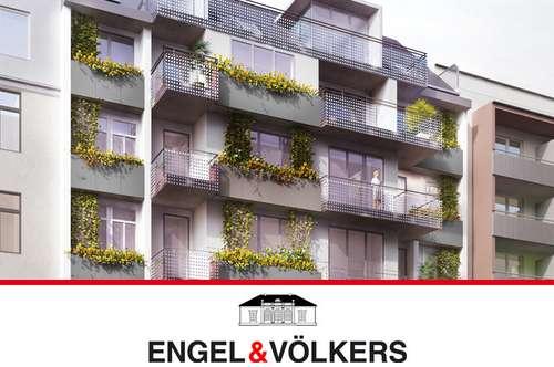 Erstbezug: 3-Zimmer-Wohnung mit Lebensqualität