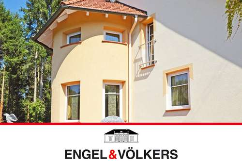 Exklusive Villa mit Traumgarten
