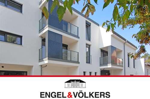 ERSTBEZUG: Charmante 3-Zimmer-Wohnung