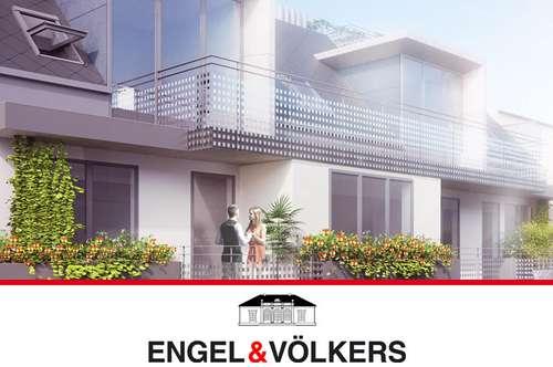 DG-Erstbezug mit sensationellen Terrassen