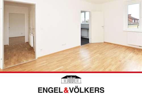 Erstbezug: 3-Zimmer-Wohnung Nähe FH-IMC Krems