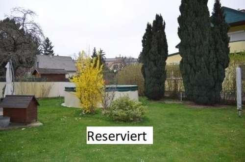 Gemütlich Wohnen mit Garten in ruhiger Lage
