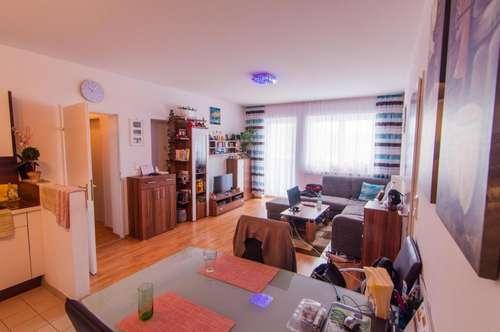 2 Zimmer mit Loggia im Zentrum - Ruhelage - Vermietete Anlagewohnung