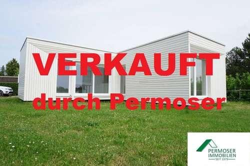 UFERPARZELLE - ERSTBEZUG - neues, sehr hochwertiges Modulhaus auf Pachtgrund, mit eigenem Seezugang