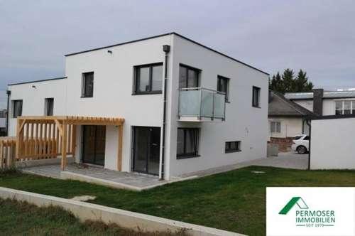 Neubau - moderne Doppelhaushälfte mit Carport in Bestlage