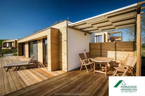 NEUBAU - modernes Ferienhaus in Modulbauweise auf Pachtgrund