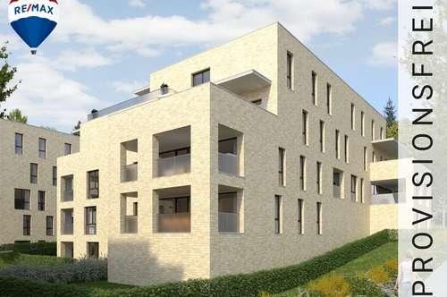 Neubau : 3 Zimmerwohnung mit großer Terrasse inkl. Einbauküche