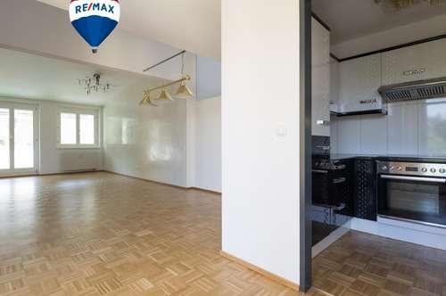 Große 2-stöckige Wohnung in Dornbirner Ruhelage