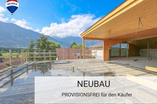 Neubau | 3 Zimmer Dachgeschoss-Wohnung mit ca. 71 m² Dachterrasse